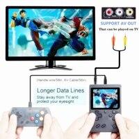 נייד משחקי שחקני משחק ניידות מיני וידאו נייד Bit קונסולת משחקי 8 מובנה 168 משחקים קלאסי LCD ילדים נוסטלגי רטרו קונסולת משחקים (2)
