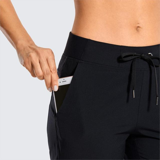Lightweight Track Pants Drawstring Quick Dry  Pants