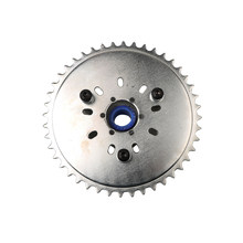 44T Adaptador Fit 1.5 polegada 1 1/2 polegada 415 Cadeia Roda Dentada 49cc 50cc 66cc 80cc 2 Avc Motorizada Bicicleta