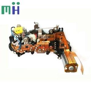 Image 3 - Em segunda mão para nikon d5500 unidade de motor de controle de abertura com motor diafragma grupo câmera peça de reposição de reposição
