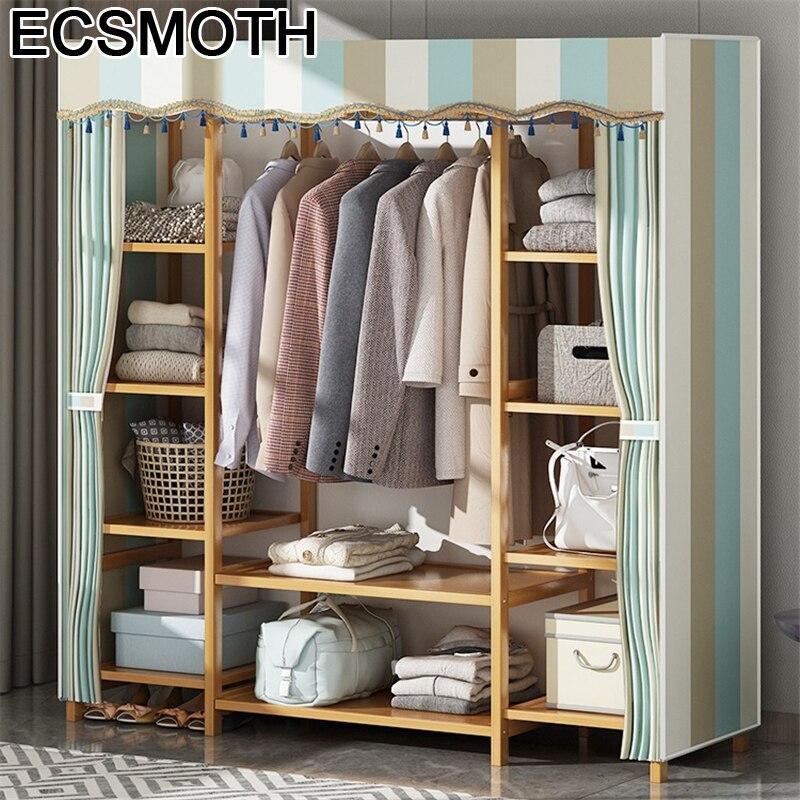 Armadio Gabinete Moveis Armario Mobilya Garderobe font b Closet b font Bedroom Furniture Mueble De Dormitorio