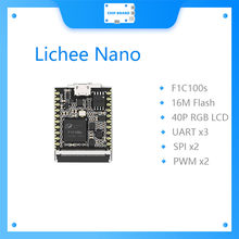 Sipeed Lichee Nano z lampą błyskową linuksa. Płyta 16M wersja IOT