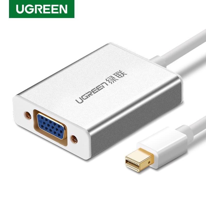 Mini DisplayPort//Thunderbolt to DVI-I Female Adapter Cable Apple Macbook