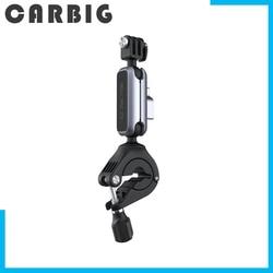 PGYTECH soporte de manillar de cámara de acción para OSMO Action Pocket 2, Gopro 9 8 7 6 5 Insta360 ONE X aleación de aluminio bicicleta deporte de ciclismo