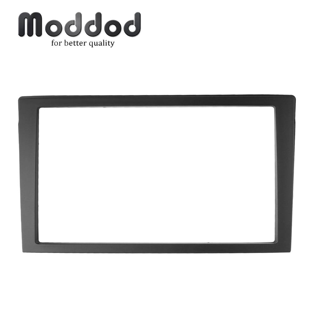 Double 2 Din Fascia pour MAZDA MPV Premacy Radio DVD stéréo panneau tableau de bord kit de montage plaque CD Installation de Refit garniture cadre lunette