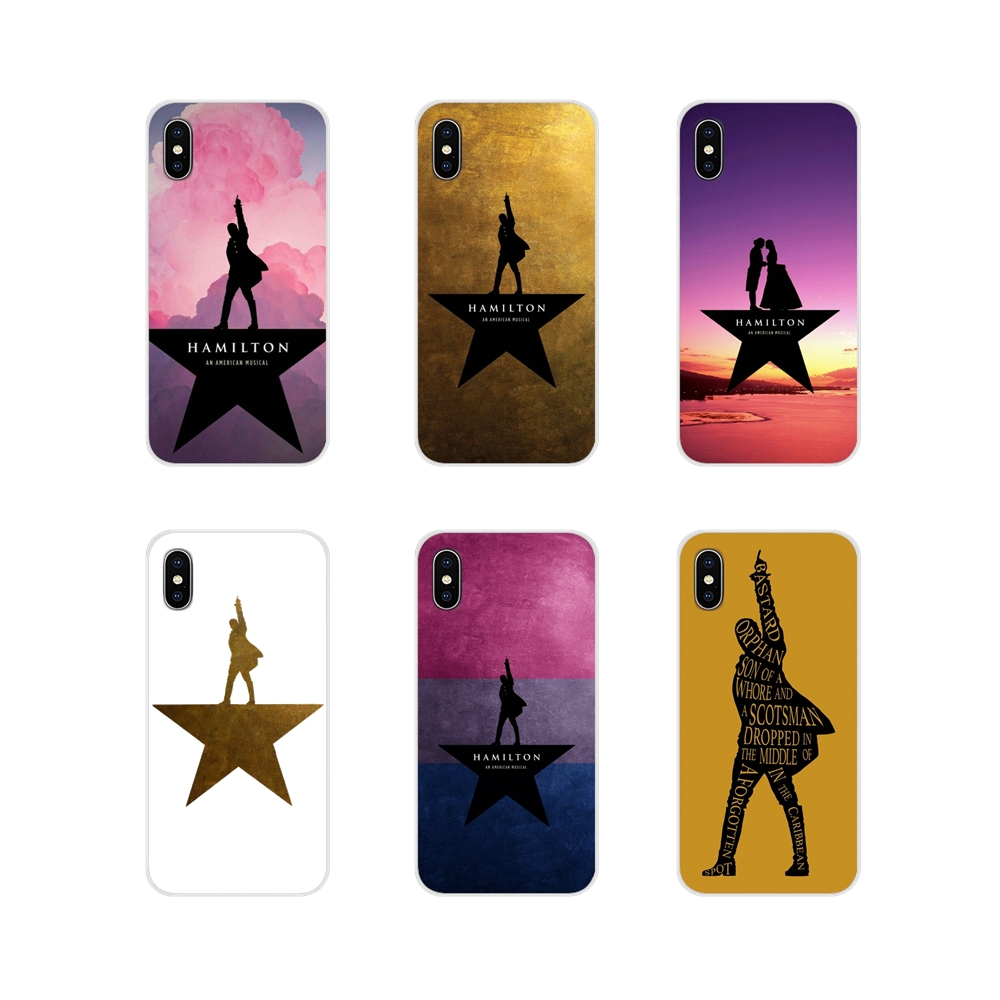Accessories Phone Shell Covers For Samsung A10 A30 A40 A50 A60 A70 M30 Galaxy Note 2 3 4 5 8 9 10 PLUS Hamilton image