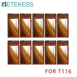 10 Pcs Pager Receivers For Retekess T116/T116A Restaurant Pager Wireless Calling System For Restaurant Coffee Shop Church Clinic