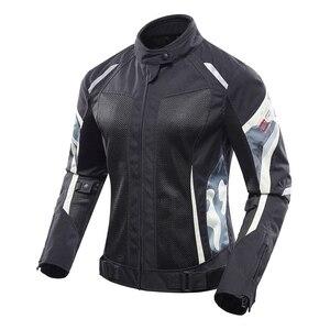 Мотоциклетная Женская куртка мотоциклетная куртка для езды на мотоцикле ветрозащитная Защитная броня одежда для Yamaha TMAX kawasaki Z750 Honda Suzuki