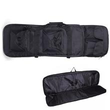 94 سنتيمتر بندقية التكتيكية حمل حقيبة ظهر تحمل على الكتف الصيد Airsoft الألوان حقيبة بندقية النايلون الثقيلة الرياضة حقيبة