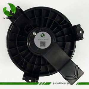 Image 5 - 12V אוטומטי AC מאוורר מפוח מנוע עבור טויוטה להרים/Vigo/Haice/Hilux LHD CCW 272700 5151/0780 87103 0K091 87103 26110 87103 48080