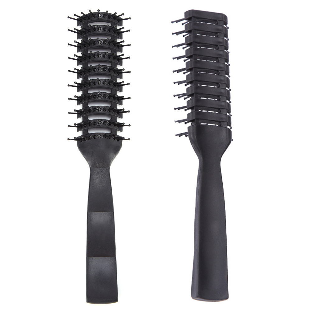 Hairbrush Curling Hair Comb Hairdressing Hair Brush Comb Salon Round  Heat Resistant Hairbrushes Styling Accessories