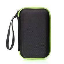 Подходит для Philips с одним лезвием, черная сумка для хранения бритвы, Жесткий Чехол, Дорожный Чехол, защитная сумка, держатель для бритвы, сумк...