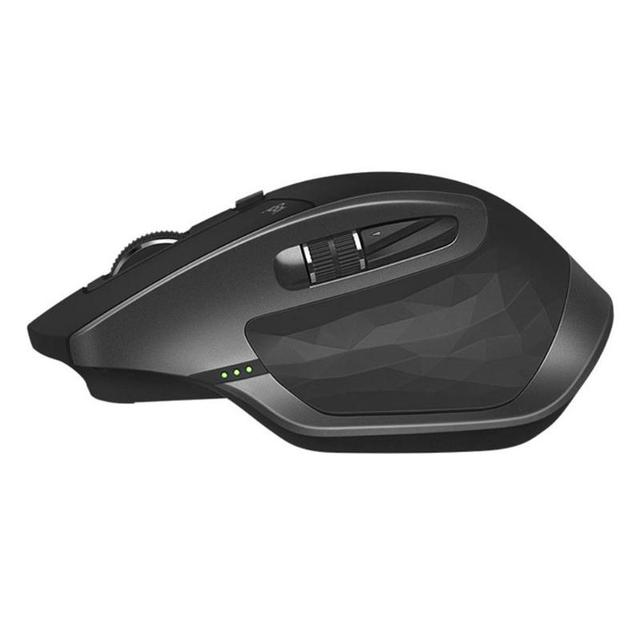 Logitech MX MASTER 2S 7 Buttons Dual Mode 4000DPI Gaming Mouse Macro Definition Rechargeable USB Wireless Bluetooth Laser Mice 4