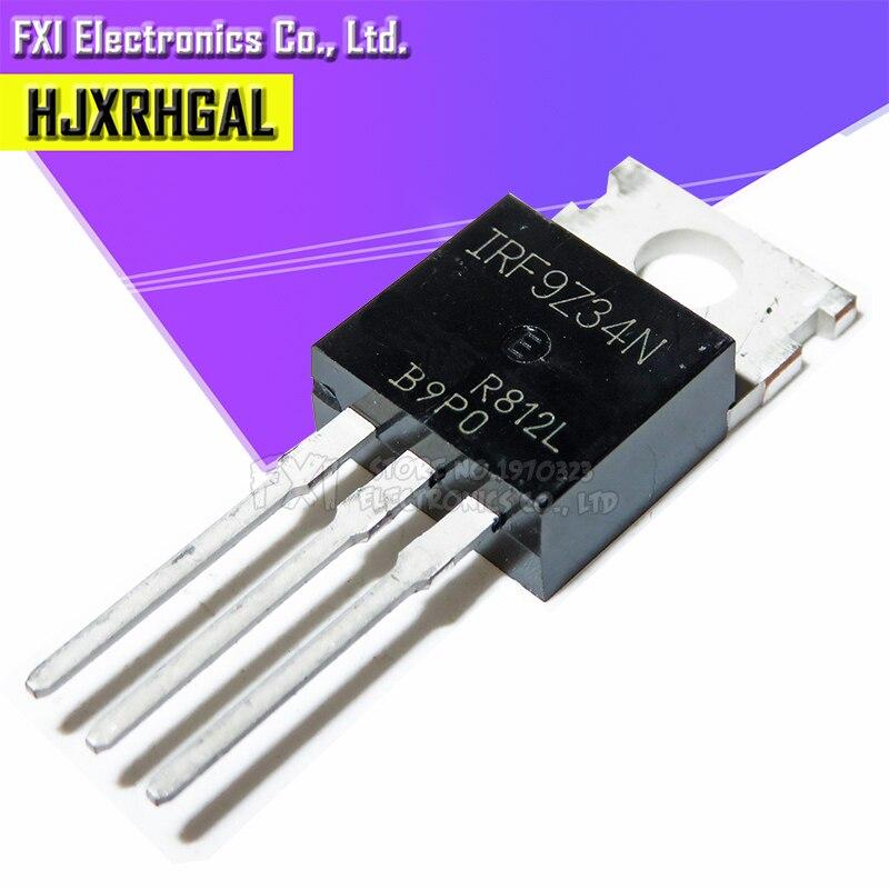 10PCS IRF9Z34N IRF9Z34 TO-220 TO220 IRF9Z34NPBF MOS FET Transistor New Original