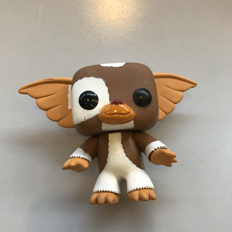 Funko Action-Figure Collectible-Model Loose Toy Secondhand Vinyl Pop Gremlins Gizmo No
