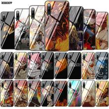 Anime Manga Fairy Tail Tempered Glass Soft Case for Xiaomi R