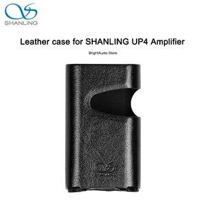 Image 1 - Кожаный чехол Shanling для усилителя UP4