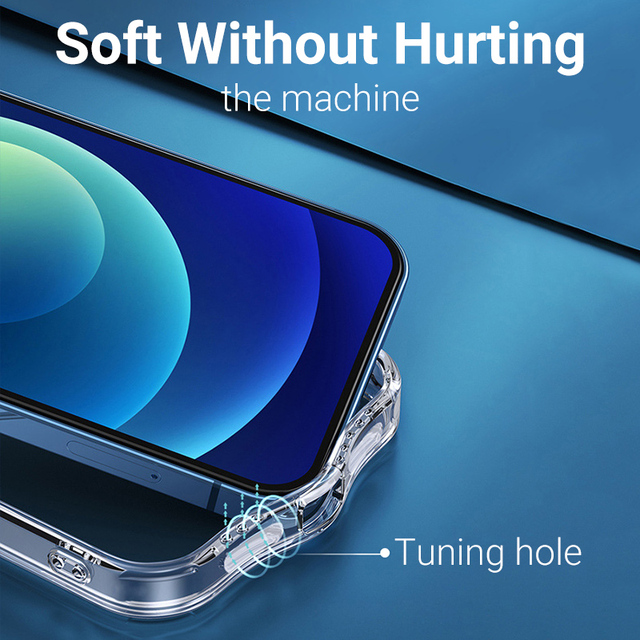Clear Magsafing Magnetic Case For iPhone 12 Pro Max 11 Case Magsafing Wireless Charger Protective Cover For iPhone12 House Shell 3