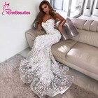 Mermaid Lace Wedding...