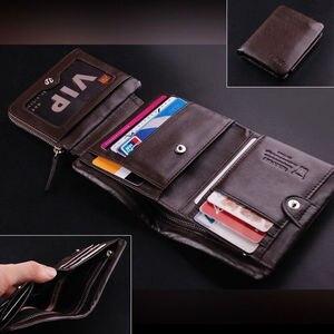 AU Stock Mens Wallet Quality L