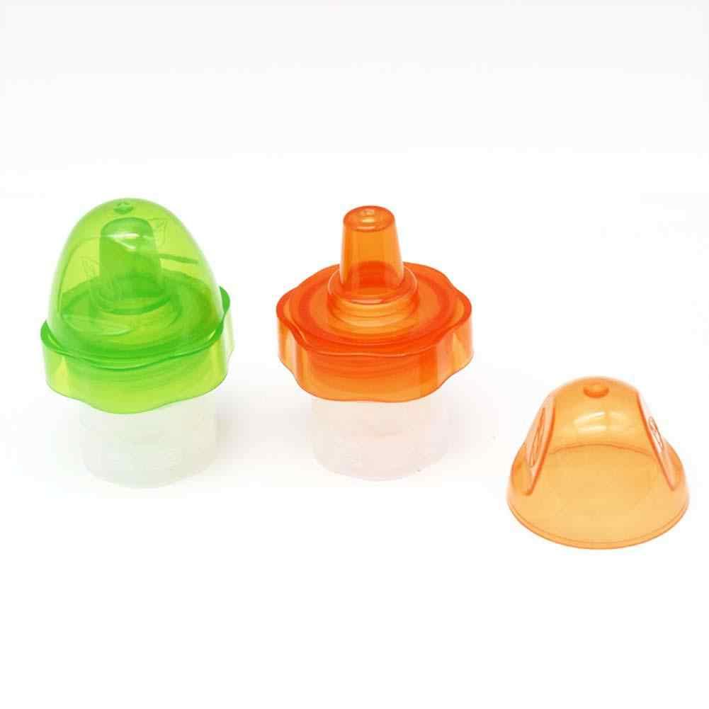 Niños botella adaptador tapa pezón cambiador suministros para viajes al aire libre