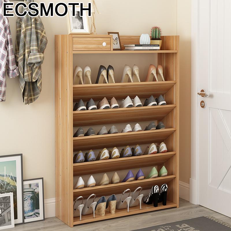 Zapato font b Closet b font Szafka Na Buty Armoire De Rangement Chaussure Porta Scarpe Kast