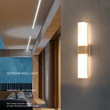 Скандинавские дизайнерские настенные светильники для гостиной