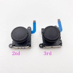 Image 5 - 10 pièces dorigine pour Nintendo Switch Lite & Joy Con contrôleur Joypad 3D Joystick analogique bâton de pouce Joystick capteur Module