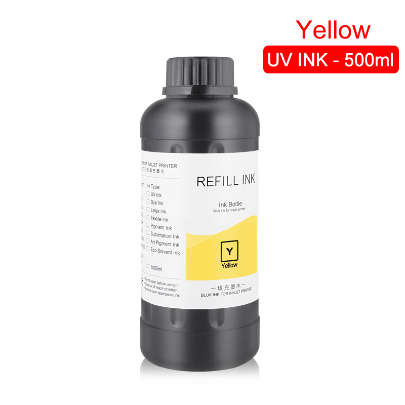500 ml 6 cores conjunto led tinta 04