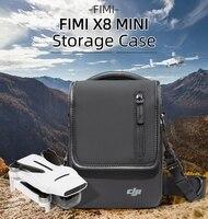 Hochleistungsaluminiumlagertragetasche Lagerung Tasche Tragbaren RC Wasserdichte Schulter Tasche Für FIMI X8 Mini Kamera Drone Zubehör