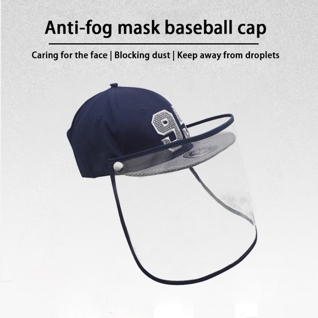 Y Adult children Anti Virus Hat Anti Epidemic Anti Bacteria Dust Cap Can Be Matched With Anti Virus Disposable N95 Mas 4