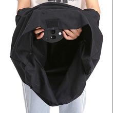 Антистатическая развивающая Портативная сумка на молнии для темной комнаты Антибликовая фотография практичная профессиональная сменная пленка двухслойная
