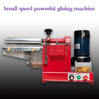 Küçük hız kontrol güçlü tutkal makinesi sarı tutkal makinesi tutkal makinesi deri makine paketleme tutkal makinesi