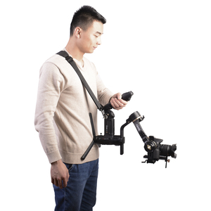 Image 5 - DF منتجات digitalfoto اكسسوارات الكتف حزام قابل للتعديل متوافق مع رافعة ZHIYUN 3S Gimbal