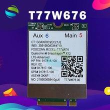 Lt4220 X12 LTE T77W676 917817-100 917817-001 4G WWAN M.2 450 Мбит/с LTE модем для Elite X2 1030 G3 EliteBook X360 1030 G3