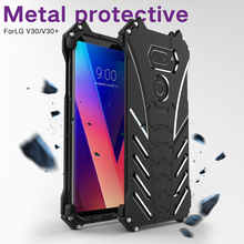Luxury Batman Armor Rugged Shockproof Kickstand Cases For LG V30 Plus G6 Aluminum Metal Cover Case Sony XZ Premium XA1