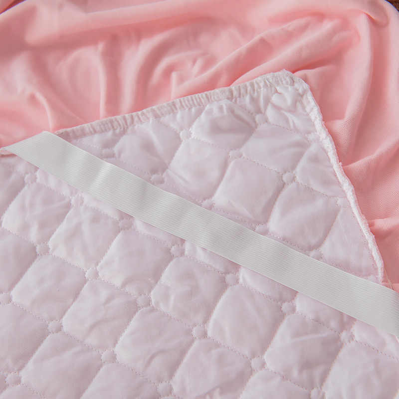 3 4 pcs Princess Style Crystal Velvet Baby Velvet Lace Duvet Cover Pillowcases Bed Skirt Pillowcases Girls Home Solid Pink Ruby