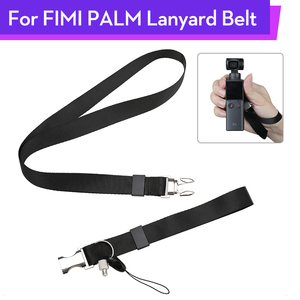 Lanyard Belt Multifunctional Strap Portable Carrying Bag for FIMI PALM Pocket Camera Accessories