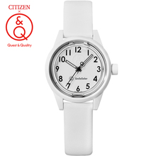 Citizen Q&Q watch Women Set top Luxury Brand Waterproof Sport Quartz solar Relogio Masculino relogio