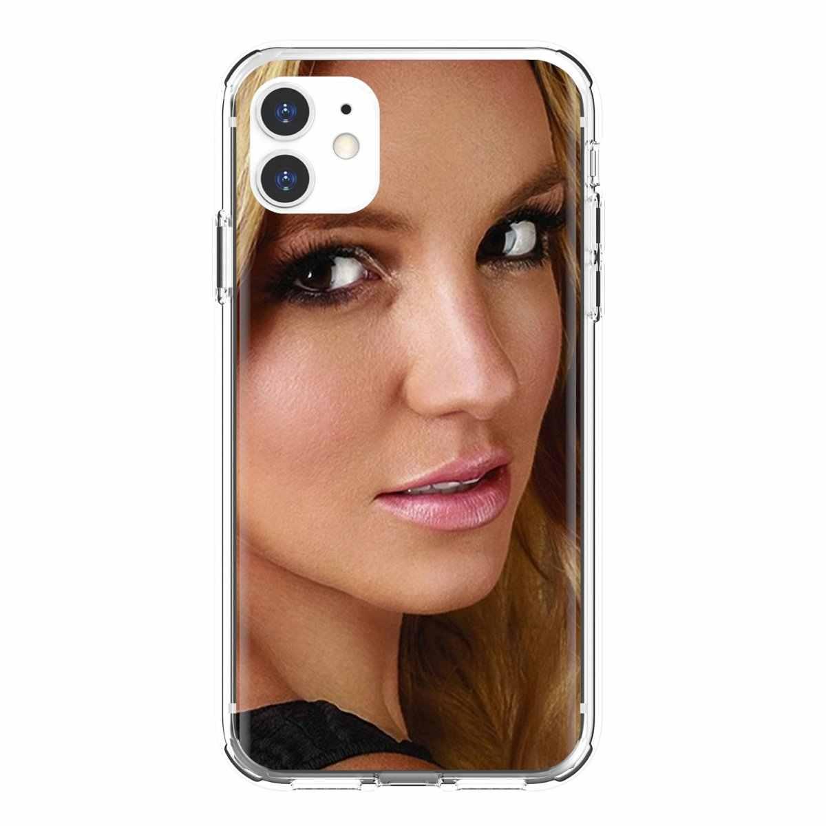 Für Xiaomi Mi5 Mi5S Mi6 Mi3 Mi4 Mi4i Mi4C Redmi Hinweis 2 3 3S 5 5A 6 6A Pro musik Britney spears Smartphone Silikon Telefon Fall