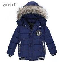 Kids Jackets Coat Baby Outerwear Hooded Autumn Girls Boys Fashion Winter Children's