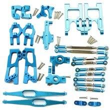 Wltoys 12428 peças wltoys 12423 acessórios de atualização feiyue fy03 kit para feiyue fy03 wltoy 12428 12423 1/12 rc buggy carro peças