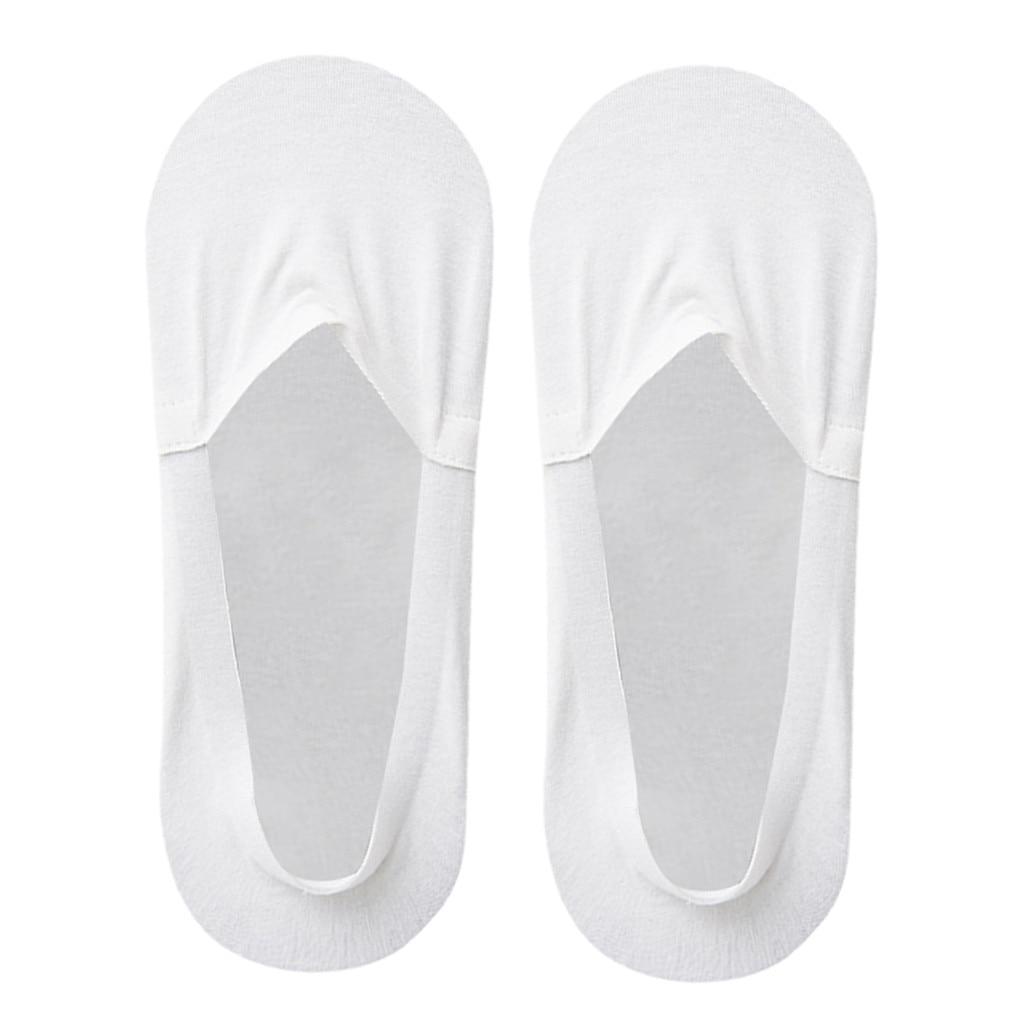 Breathable Anti-Slip Men's Cotton Shallow Boat Socks Non-slip Silicone Invisible  Boat Socks Ankle Low Cotton Socks