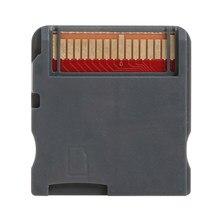 R4 jeux vidéo carte mémoire téléchargement par soi-même pour 3DS jeu Flashcard adaptateur prise en charge pour Nintendo / NDS / MD / GB / GBC / FC / PCE