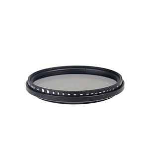 Image 3 - 37 49mm 52mm 55mm 58mm 62mm 67mm 72mm 77mm 82mm 86 משתנה מדעך ND מסנן צפיפות ניטראלי ND2 400 עדשת מסנן עבור Canon ניקון