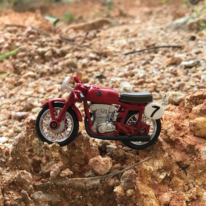 2020 New Arrival 6cm Motorcycle Model The Collection Of Toy Best Birthday Christmas Gift For Children