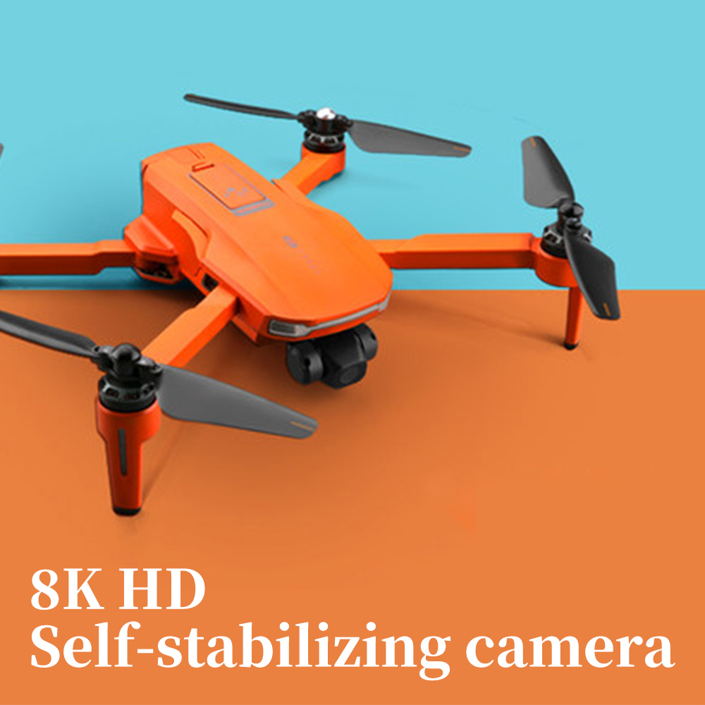 cheapest ICAT7 Drone 4k 8k GPS 5G WiFi Two Axis Gimbal Camera 2 4GHz Brushless Motor Supports TF Card Flight For 25 Min VS sg906 pro