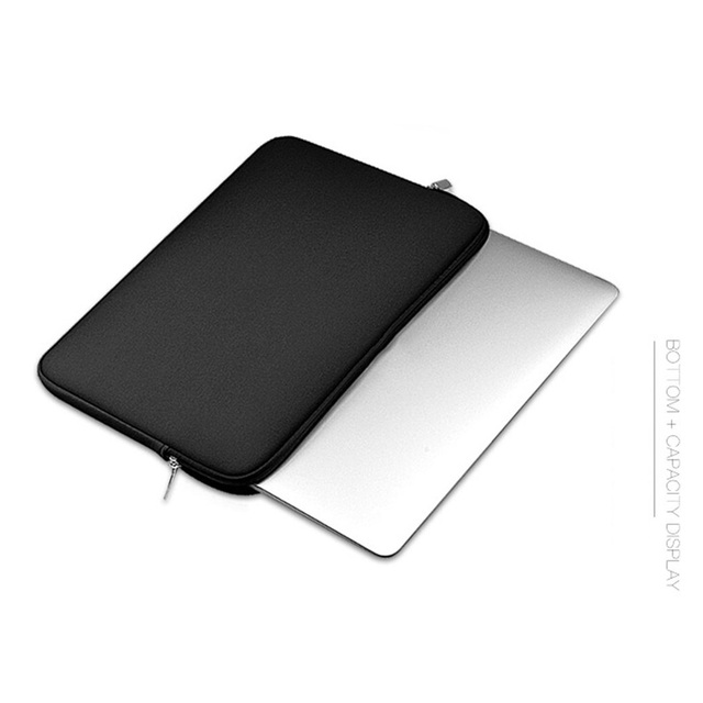 Рукав для ноутбука 14 15,6 дюймов Сумка для ноутбука 13,3 для MacBook Air Pro 13 Чехол сумка для ноутбука 11 13 15 дюймов защитный чехол для компьютера