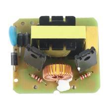 Dc ac/dc инвертор от 12 В до 220 Повышающий Модуль питания 40