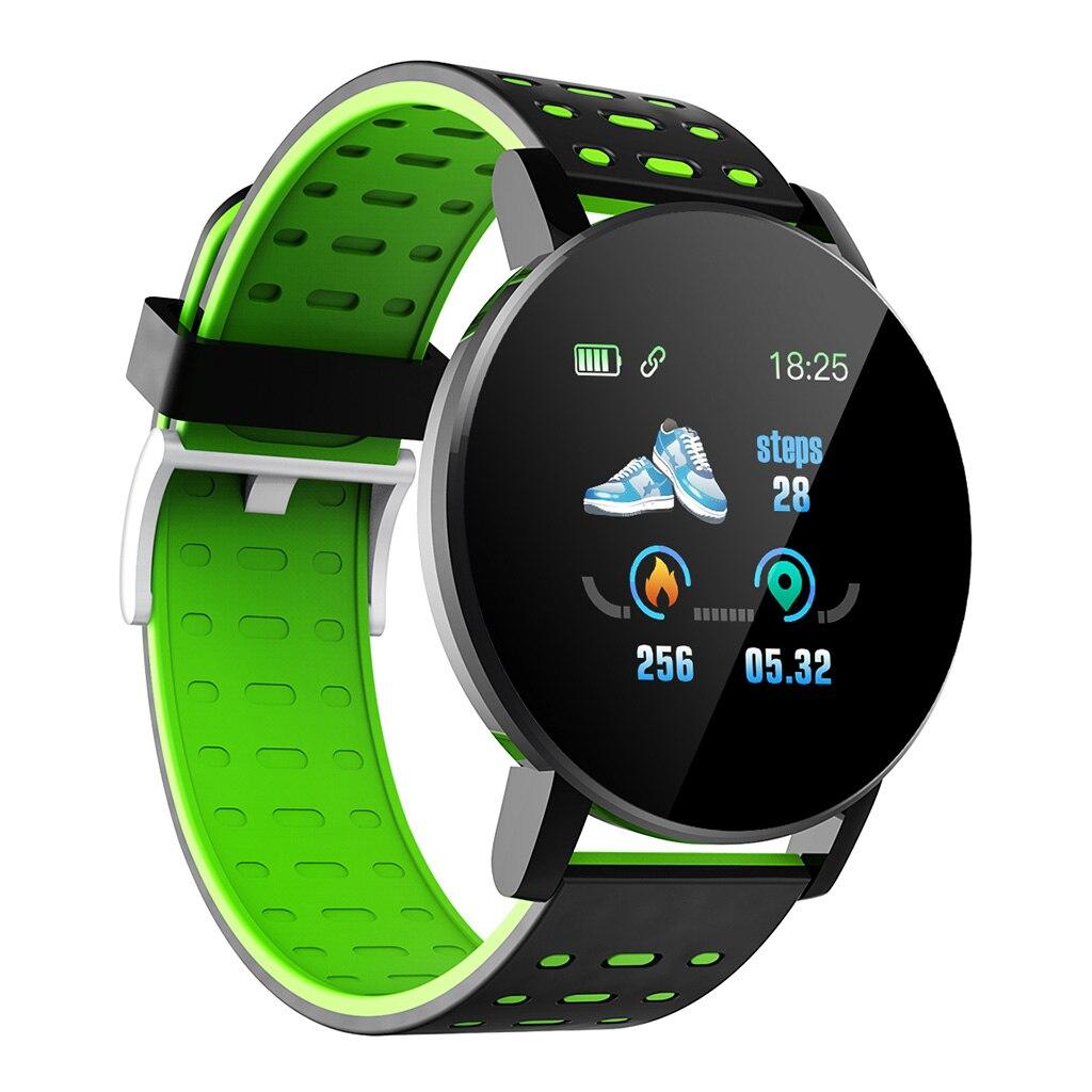 Bracelet intelligent Bracelet femmes hommes Sport Fitness Tracker montre Bluetooth 4.0 Bracelet pour iPhone Android Windows système Microsoft 9